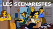 Parlons Simpson 14 Les scenaristes