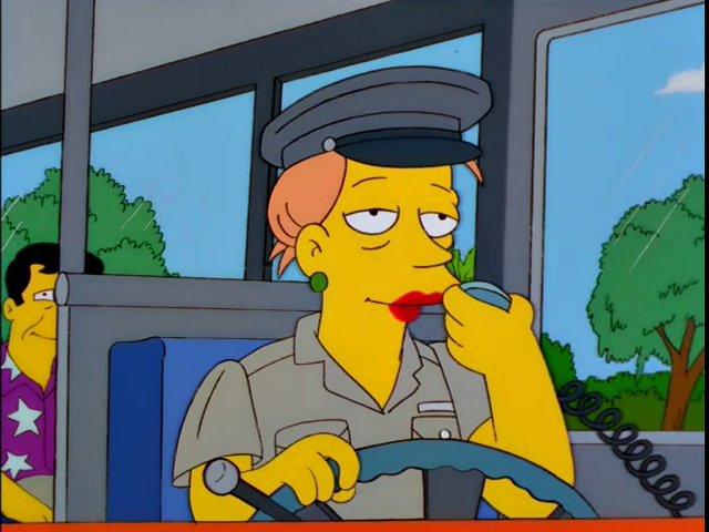 Bus Driver (Sunday, Cruddy Sunday)