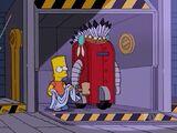 Chefe Bata no Homer