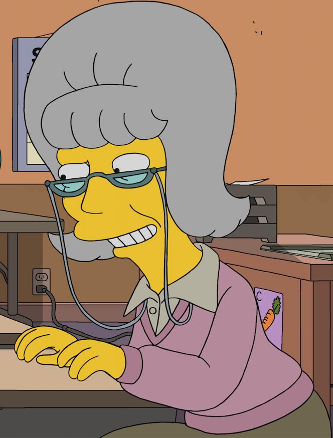 Ms. Myles