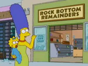 Rock Bottom Remainders