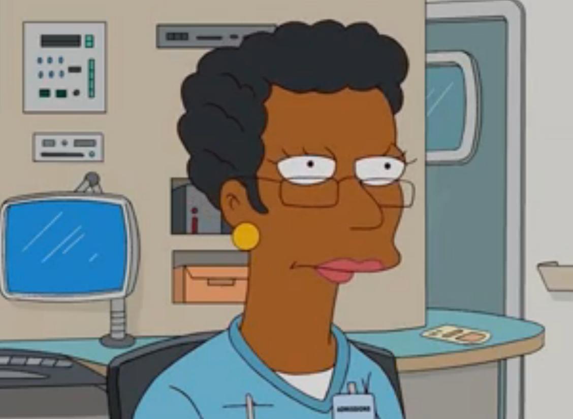 General Hospital Receptionist (future)