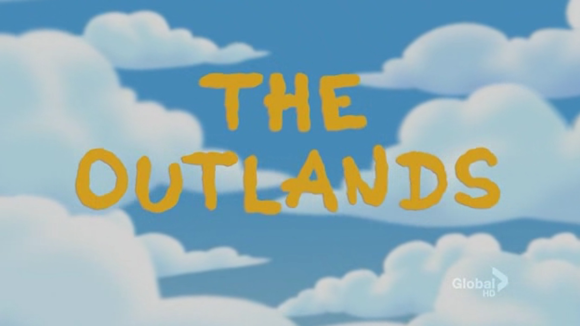 The Outlands (TV series)
