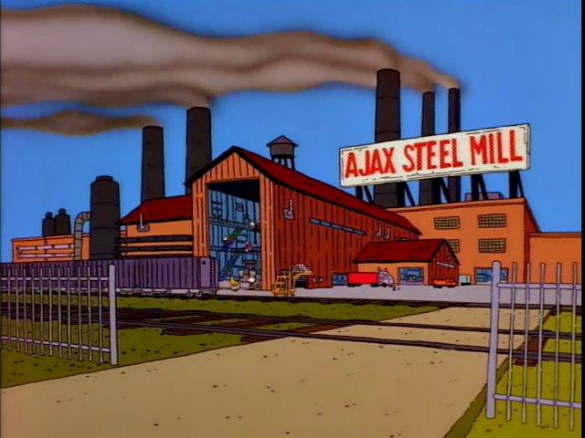 Fábrica de Aço Ajax