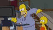 Beware My Cheating Bart 32