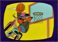Poochie bike basquete