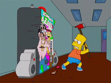 Bart machado maquina