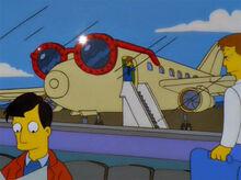 Elton john avião