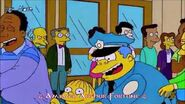 I Simpson We Love Arthur Fortune Conga, Conga, Conga (Sub Ita)