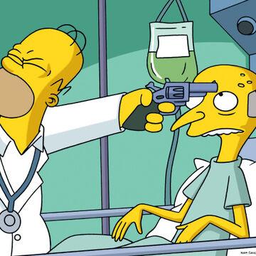 Who Shot Mr Burns Part Two Simpsons Wiki Fandom