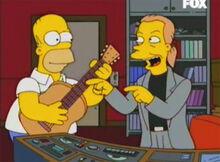 Homer declan violão 2