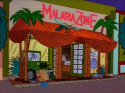 Zona da malaria