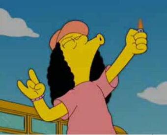Otto Mann Simpsons Wiki Fandom