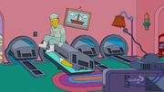 The Fool Monty (Couch Gag) 2