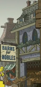 Barns for Nobles