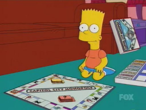 Capitol City Monopoly