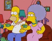 Homer patty casar