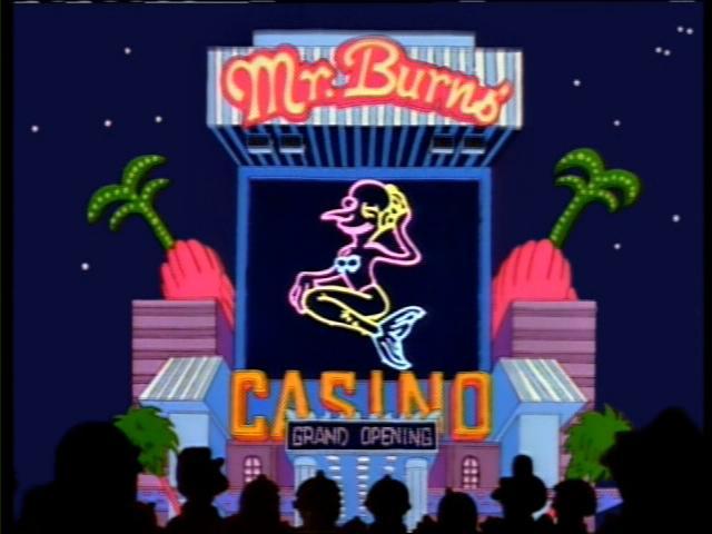 Casino do Sr.Burns