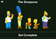 Grupos de The Simpsons Tapped Out