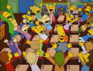 Bart Gets Famous 95