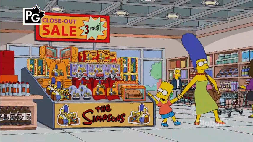 Couch Gag merchandise couch gag