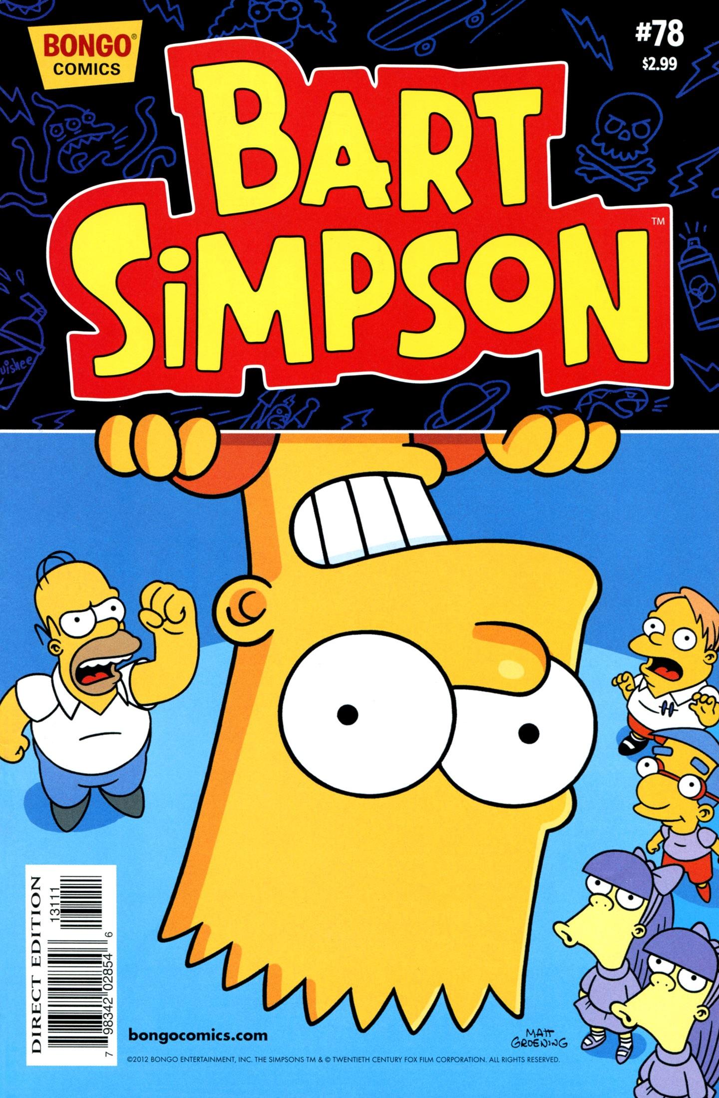 Bart Simpson Comics 78