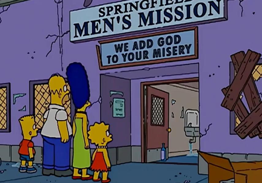 Missão dos homens de Springfield