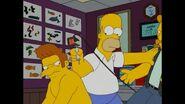 Homer and Lisa Exchange Cross Words (073)