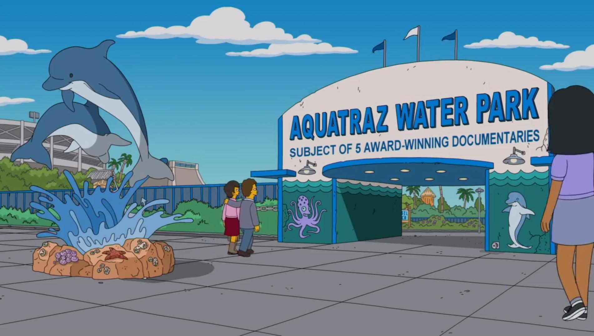 Parque Aquático Aquatraz