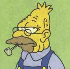 Zeke Simpson (A Trip to Simpsons Mountain)
