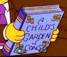 A Child's Garden of Cons