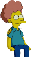 Rod Flanders in The Simpsons Movie