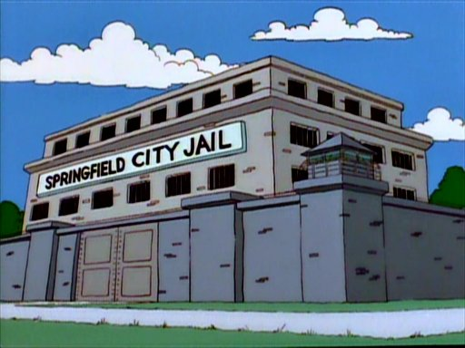 Springfield City Jail