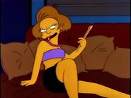 Edna Krabappel--Forever in bike shorts