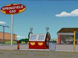Posto de Gasolina Springfield
