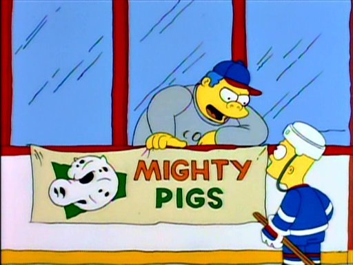 Mighty Pigs