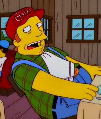 Red Barclay Simpsons Wiki Fandom