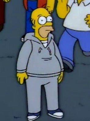 Hurt Leg Simpson Relative