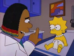 Lisa's First Word 111