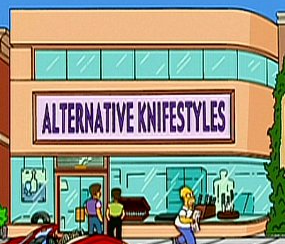 Alternative Knifestyles