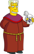 Number 66 Kent Brockman Tapped Out