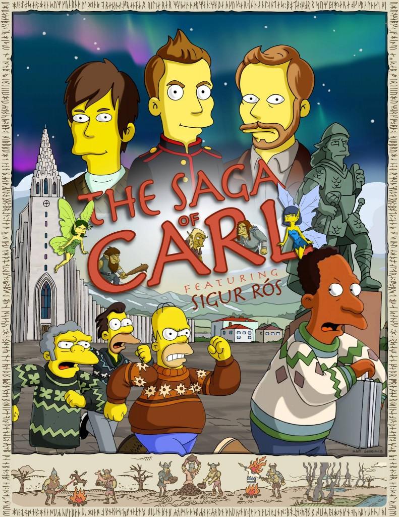 A Saga de Carl