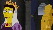 The Simpsons Wicked Queen