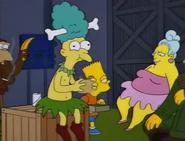 Tina Ballerina - Bart Gets Famous