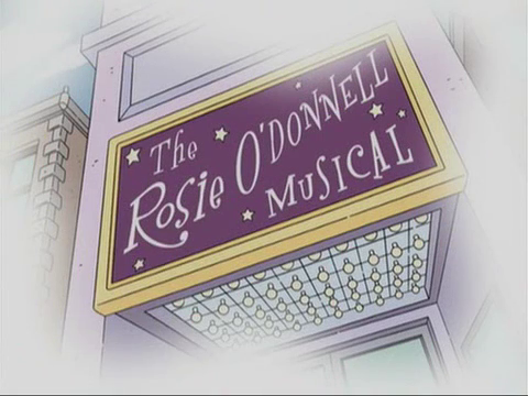 The Rosie O'Donnell Musical