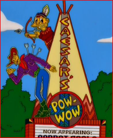 Caesar's Pow-Wow Casino