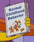 Normal Childhood Behavior