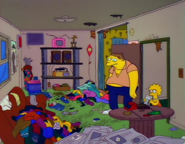 Apartamento do Barney