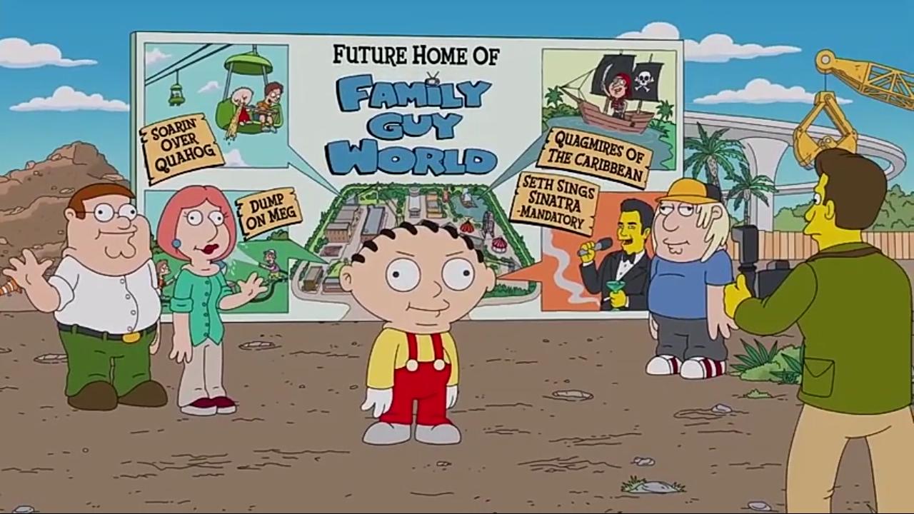 Family Guy World