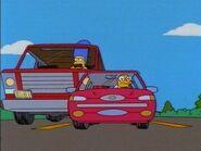 Marge Simpson in Screaming Yellow Honkers 2